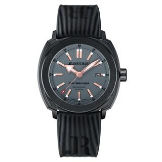 JeanRichard Men's 60500-11-208-FK6A Watch