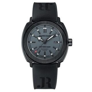 JeanRichard Men's 60500-11-209-FK6A Watch