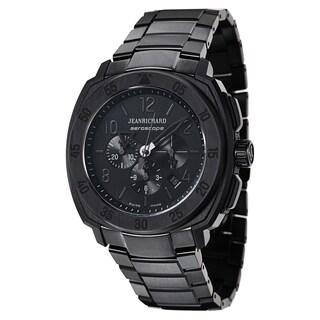 JeanRichard Men's 60650-21K614-21B Watch