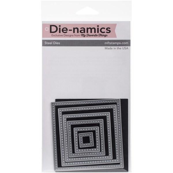 DieNamics STAX DiesCrossStitch Square