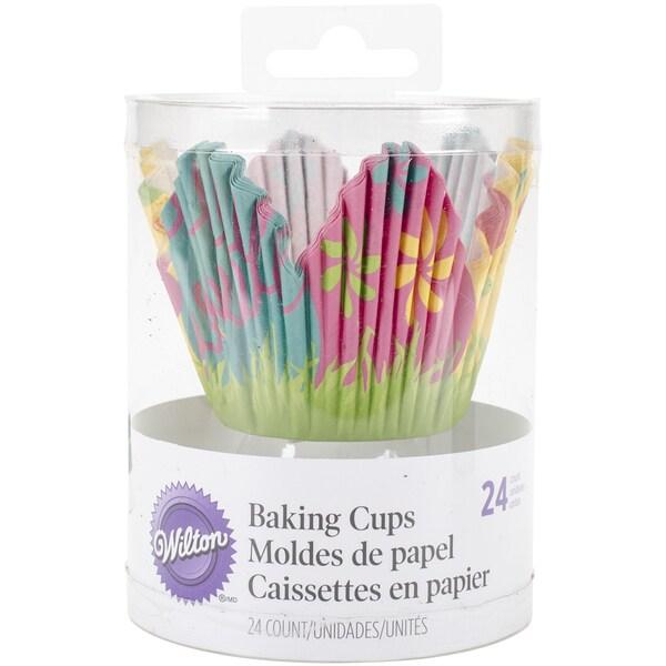 Standard Baking CupsEgg Petal 24/Pkg