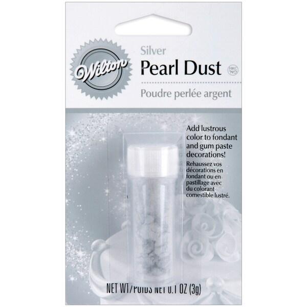 Pearl Dust 1.4g/PkgSilver