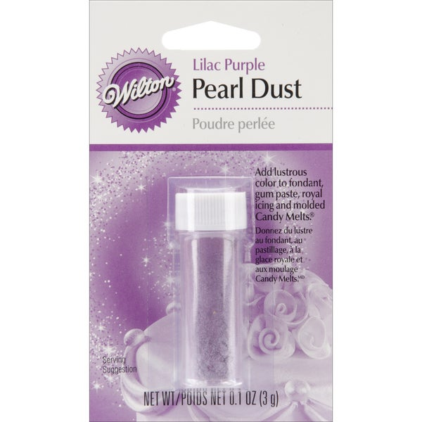 Pearl Dust 3g/PkgLilac Purple