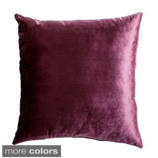 Tarus Velvet Decorative Pillows (Set of 2)