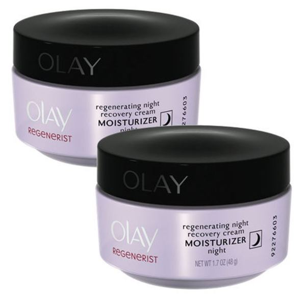 Olay Regenerist 1.7-ounce Night Recovery Cream (Pack of 2)