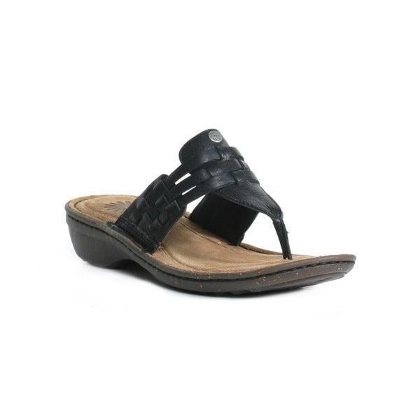 Ugg Women's Jenaya Black Sandals