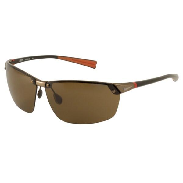 Nike EV0706 Agility Men's/Unisex Wrap Sunglasses