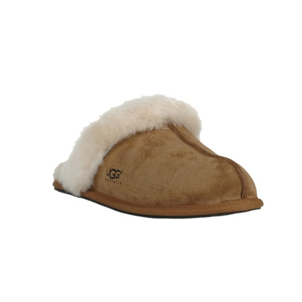 Ugg Women's Chestnut Scuffette II Slippers