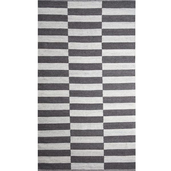 Indo Broken Stripe Rug (8' x 10')