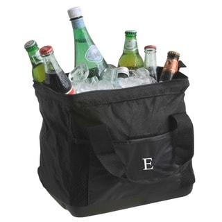 Large Mouth Cooler Bag Monogram Initial