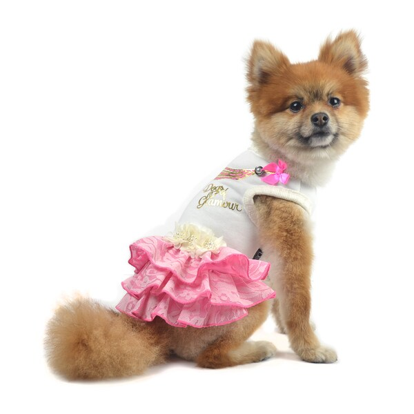 Dogs of Glamour Rodeo Drive Dress