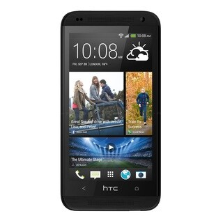 HTC Desire 610 8GB AT&T Unlocked GSM 4G LTE Quad-Core Android Cell Phone - Black