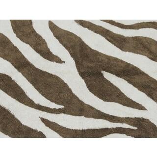 Pam Grace Creations Zebra Rug