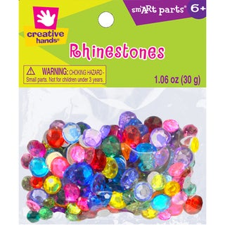 Rhinestones 1.06ozAssorted Small