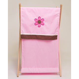 Pam Grace Creations Pam's Petals Laundry Hamper