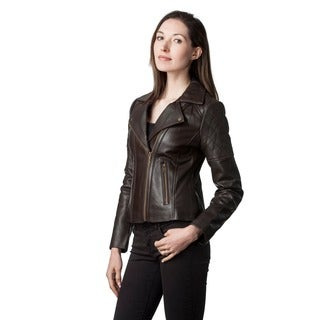 Mason & Cooper Haley Leather Jacket
