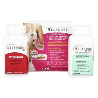 Relacore 2-Part Weight Loss System (120 Capsules)