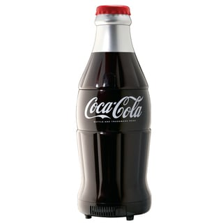 Koolatron BC-10G Coca Cola Bottle Fridge