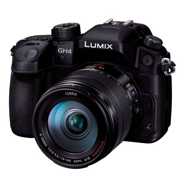 Panasonic DMC-GH4 + Lens LUMIX G Vario 14-140mm/F3.5-5.6
