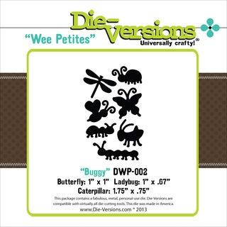DieVersions Wee Petites DiesBuggy, Various Sizes