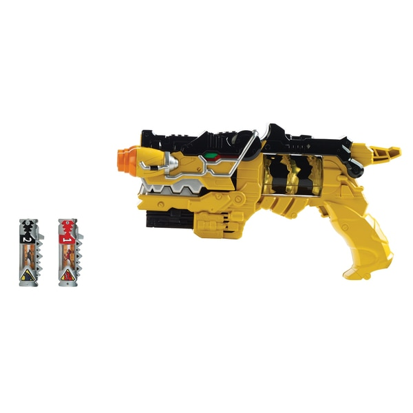 Bandai Power Rangers Deluxe Dino Charge Morpher