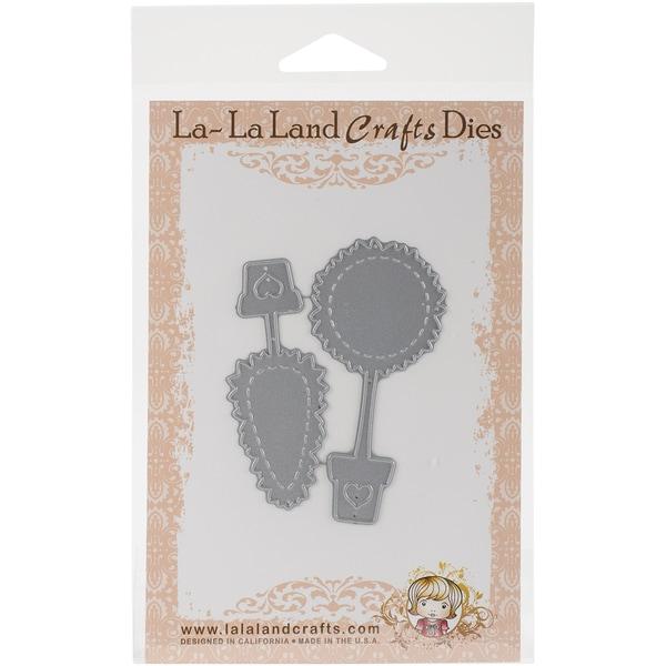 LaLa Land Dies 2/PkgTopiary