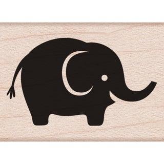 Hero Arts Mounted Rubber Stamps 1inX1inBaby Elephant