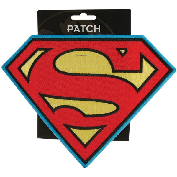 DC Comics PatchSuperman Insignia