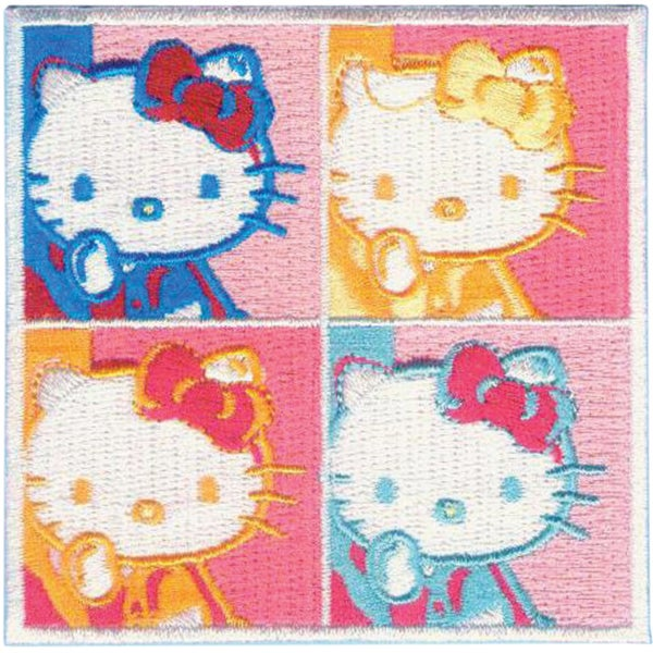 Hello Kitty PatchWarhol