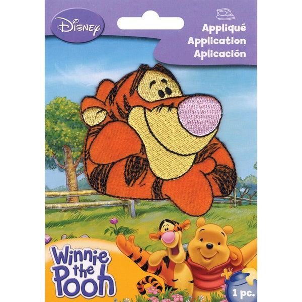 Disney Winnie The Pooh IronOn AppliqueTigger