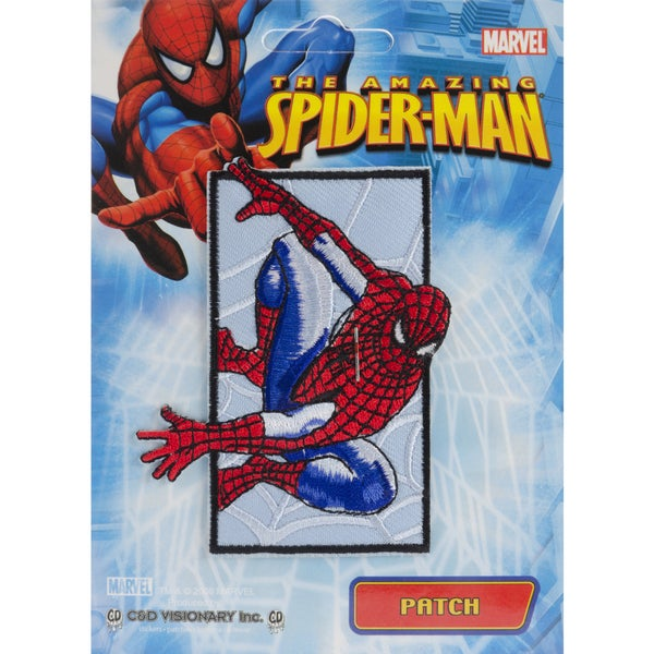 Spiderman PatchSpiderman Power
