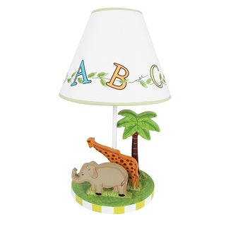 Teamson Fantasy Fields Alphabet Table Lamp