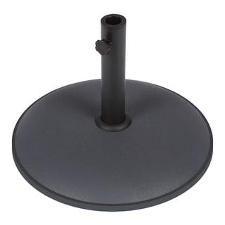 Umbrella Base Sturdy Cement (Grey)