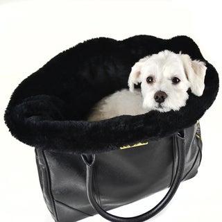Dogs of Glamour Black Plush Insert