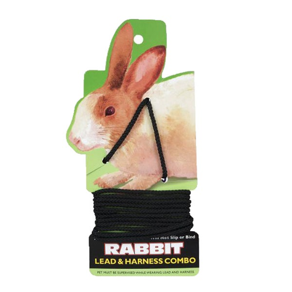 Coastal Pet Rabbit Harness and Leash Combo