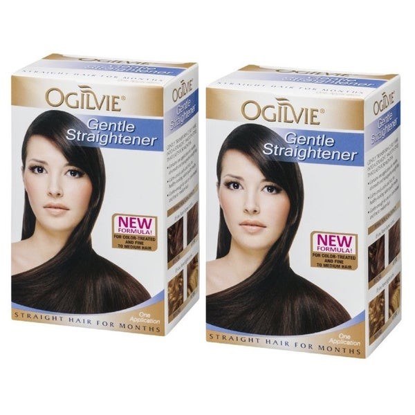 Ogilvie Gentle Straightener (Pack of 2)