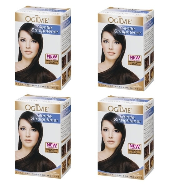 Ogilvie Gentle Straightener (Pack of 4)