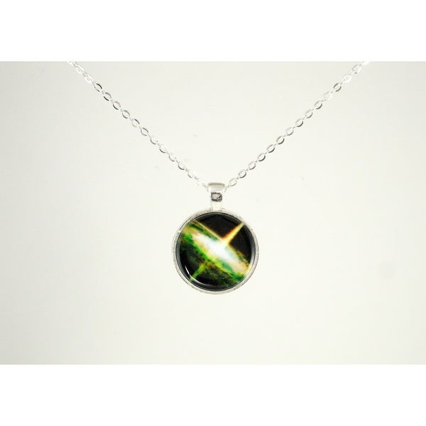 "Be The Envy ""Explosive Galaxy"" Necklace"