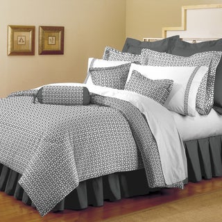 Coin Print Ultra Soft Wrinkle Resistant 3-piece Duvet Cover Set