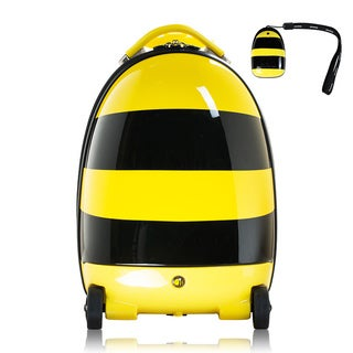 Best Ride On Cars Remote Control BumbleBee Suitcase