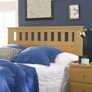 Eagle River Full/ Queen Panel Headboard