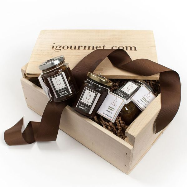 The Sigi Jam Gift Box