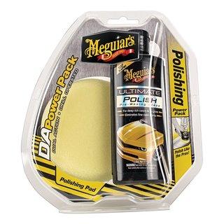MEGUIAR'S D/A POWER SYSTEM ULTIMATE POLISH PAK