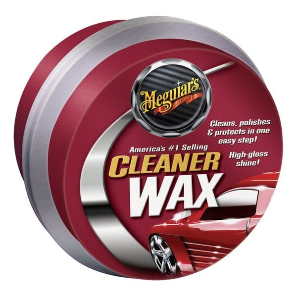 MEGUIAR'S CLEANER WAX - PASTE