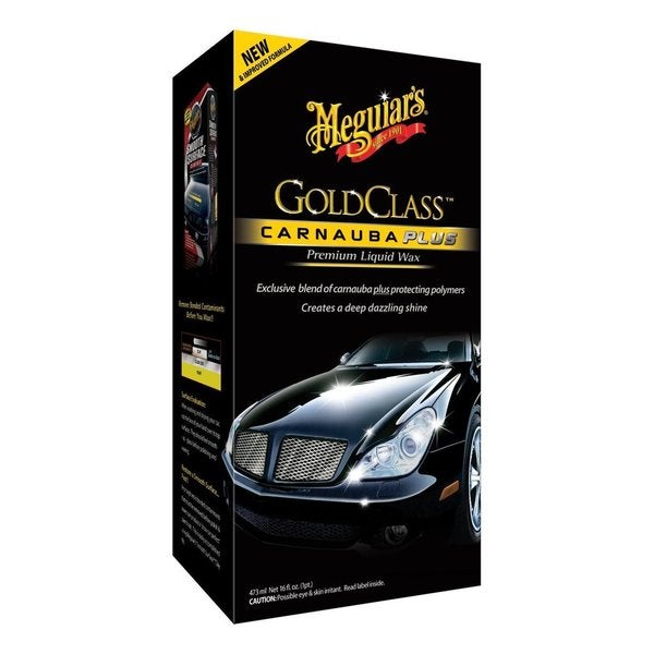 MEGUIAR'S GOLD CLASS LIQUID CAR WAX
