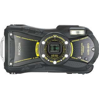 Ricoh WG-20 14MP Waterproof Black
