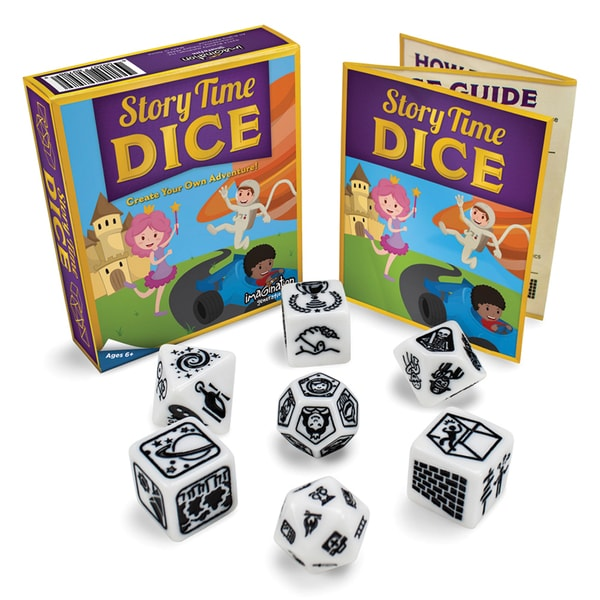 Story Time Dice Set