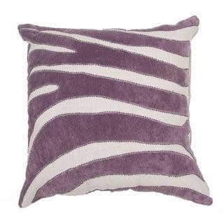 Handmade Animal Print Pattern Cotton 22-inch Pillow (Set of 2)