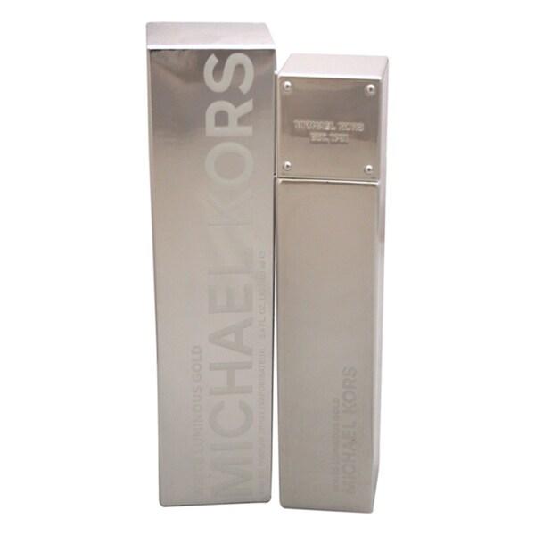 Michael Kors White Luminous Gold Women's 3.4-ounce Eau de Parfum Spray