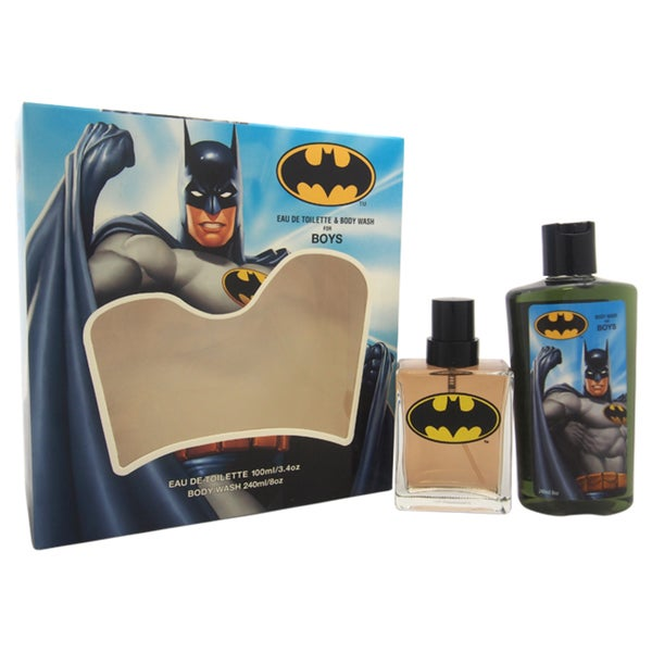 Batman by Marmol & Son for Kids - 2-piece Gift Set